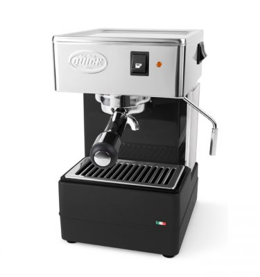Quickmill-820-Zwart-espressomachine-375×400