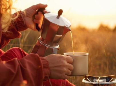 Hoe zet je koffie met het espressopotje?